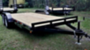 Car Hauler, Equipment Trailer