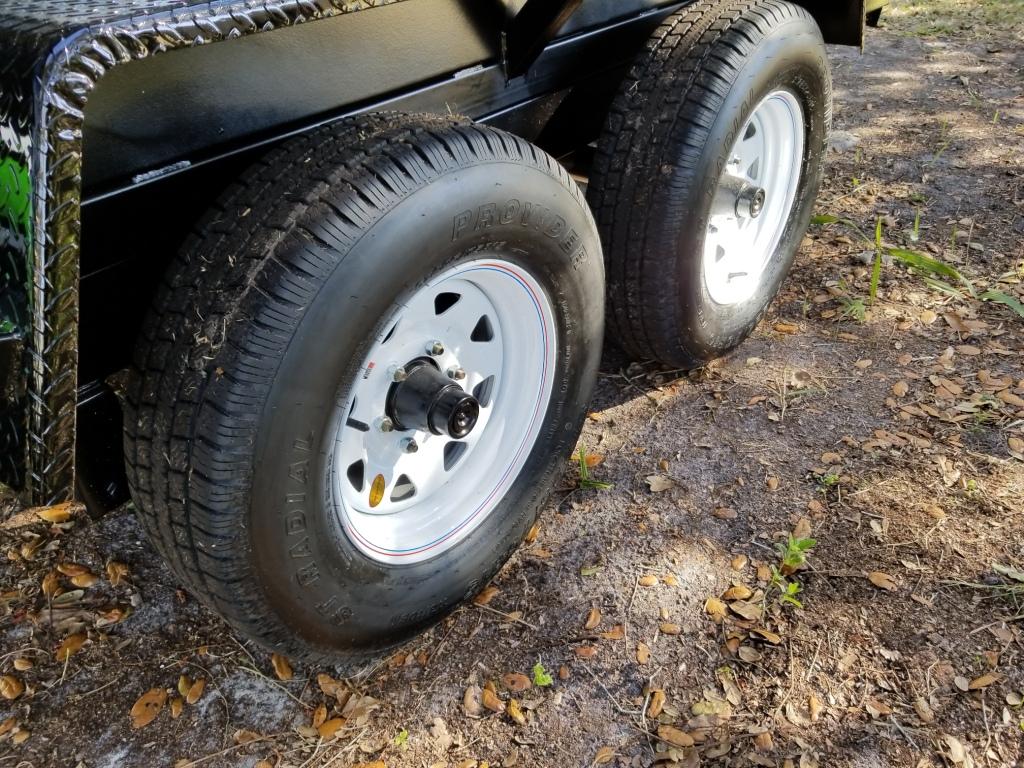 "15"" - 6 lug Radial Tires"