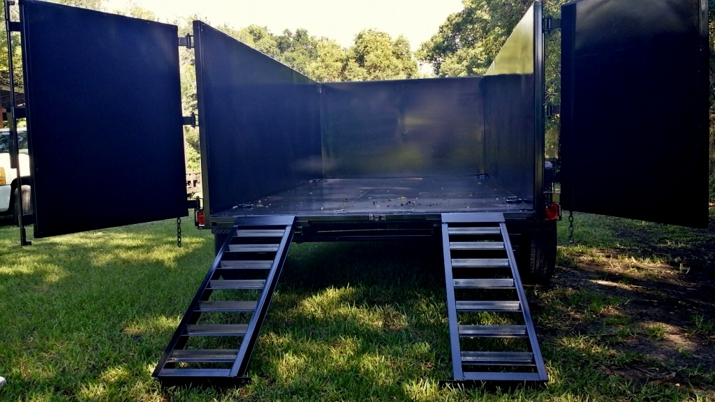 7x14x4 14k Dump Trailer 13