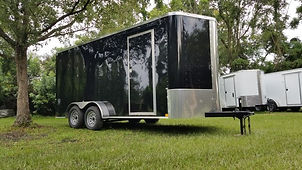 Enclosed Trailer, Cargo Trailer