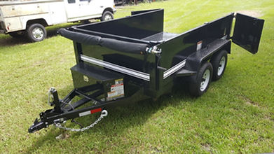 6x10 Dump Trailer (click for more images)