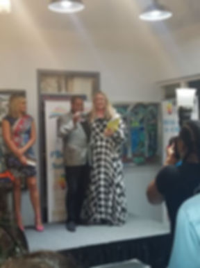 award winner with Tara and sorbani.jpg