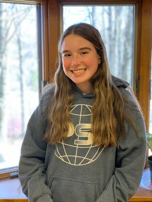 Megan Ciaglo- Academic Standout 3/22/21