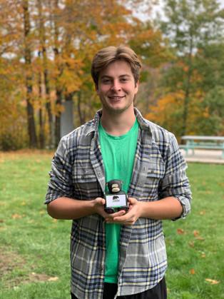October 18th Black Bear Award- Matt Krimmel