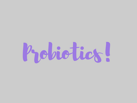Probiotics and the gut- brain connection