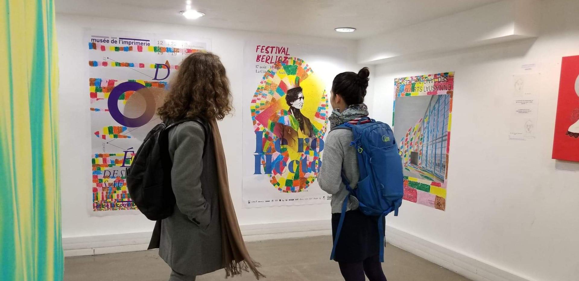 "Exposition Collective ""Diplômés 2020"""