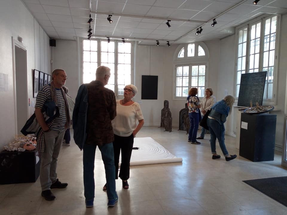 """Exposition Collective """"Créa Jeunes Talents"""""""