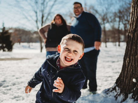 Kids & Family Sessions