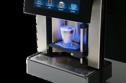 Kiegészítők és alkatrészek Professzionális szuperautomata kávégépekhez.
