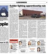 100318 Newsday - Apprenticeship Lawsuit.