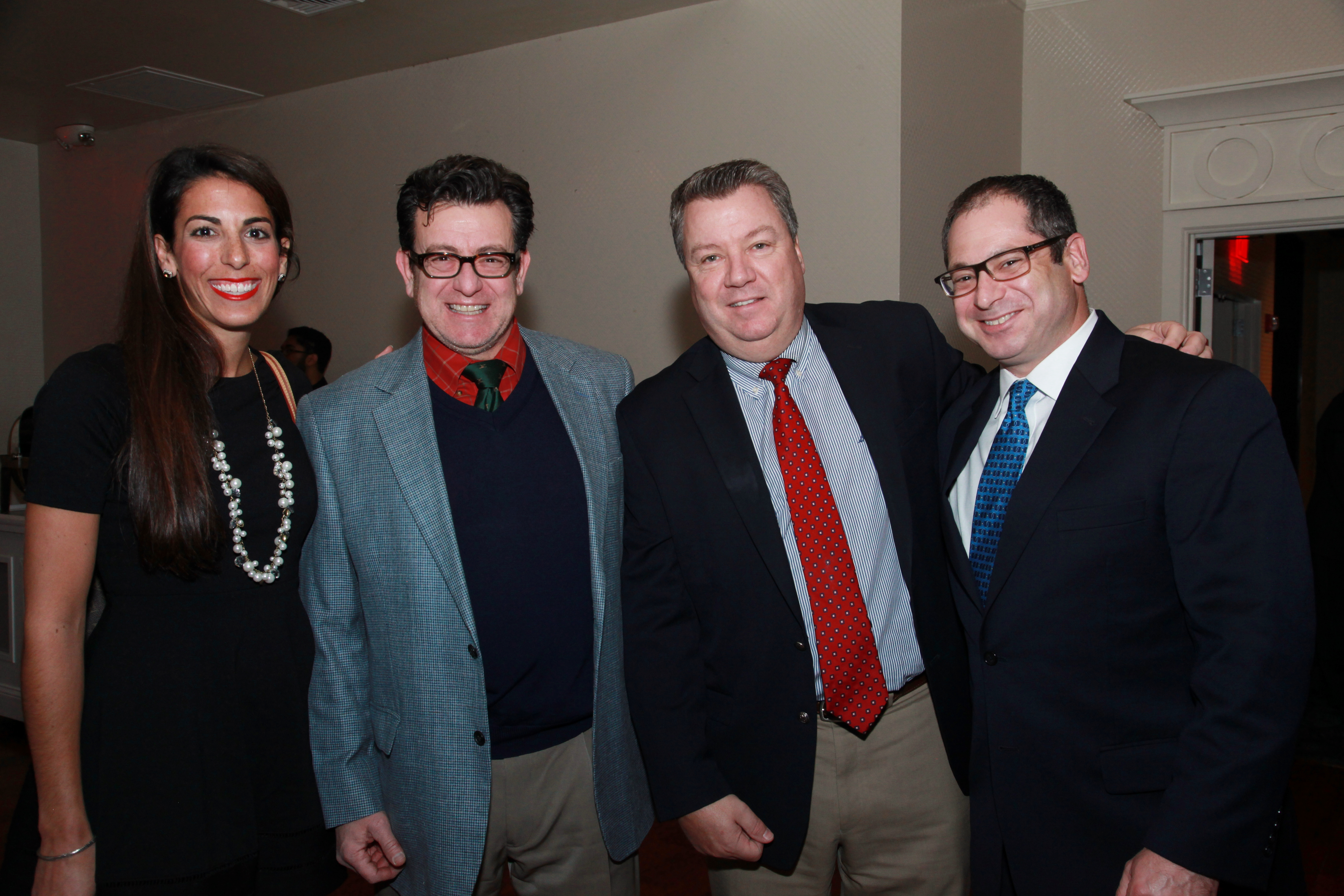 Holiday Reception 2015