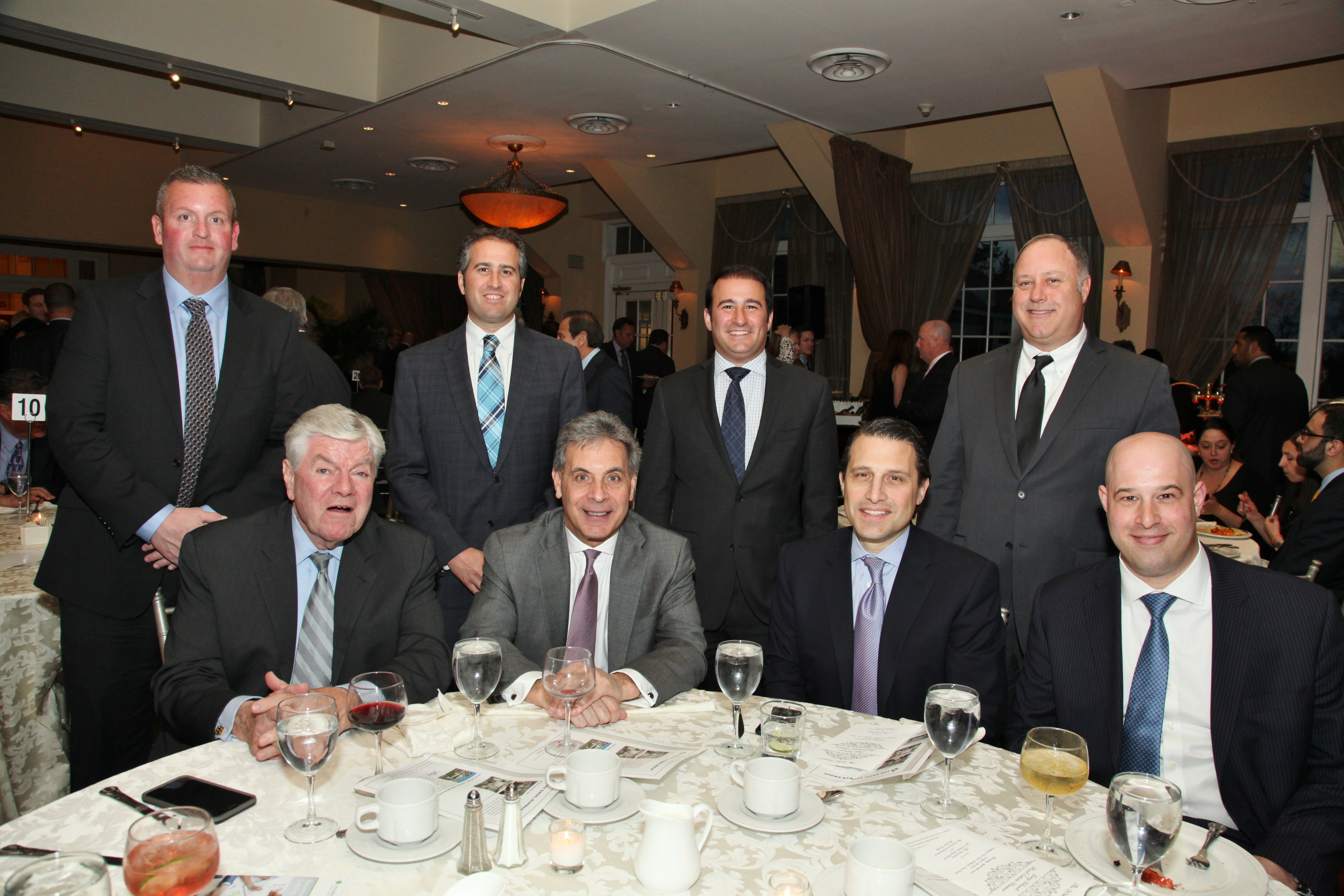 ABLI CIBS Real Estate Dinner 2015