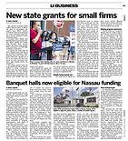 042021 Newsday - Nassau Restaurant Grant