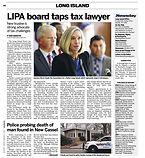 020420 Newsday - LIPA Board taps tax law
