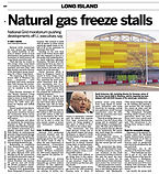 112119 Newsday - Natural Gas freezes gro