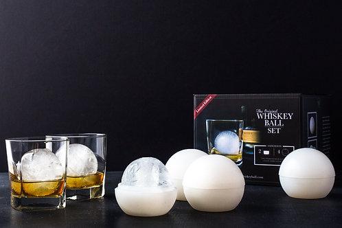 The Whiskey Ball Quartet Gift Set