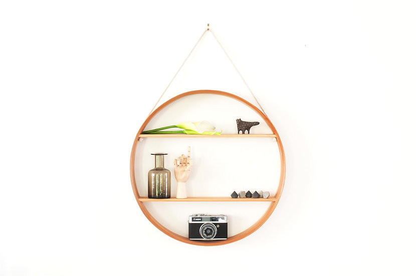 Circular Shelf / Shadow Box