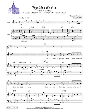 Together as One SATB info.png