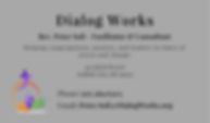 Dialog Works business card