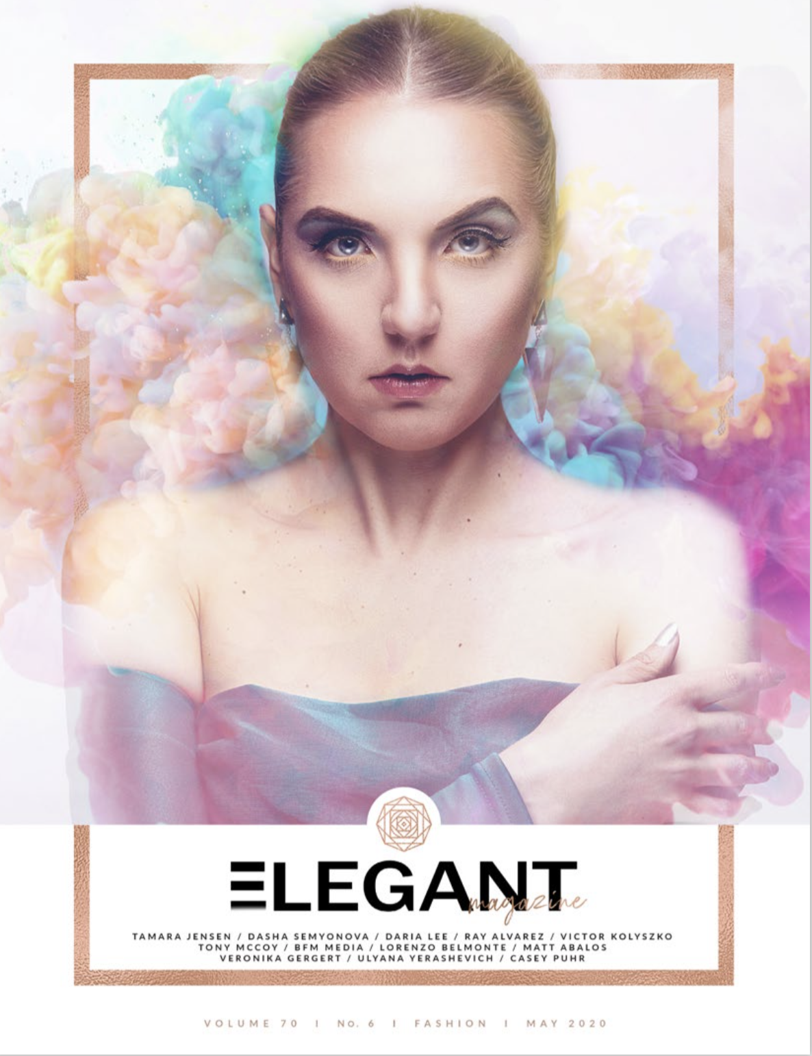 May 2020 Elegant Magazine