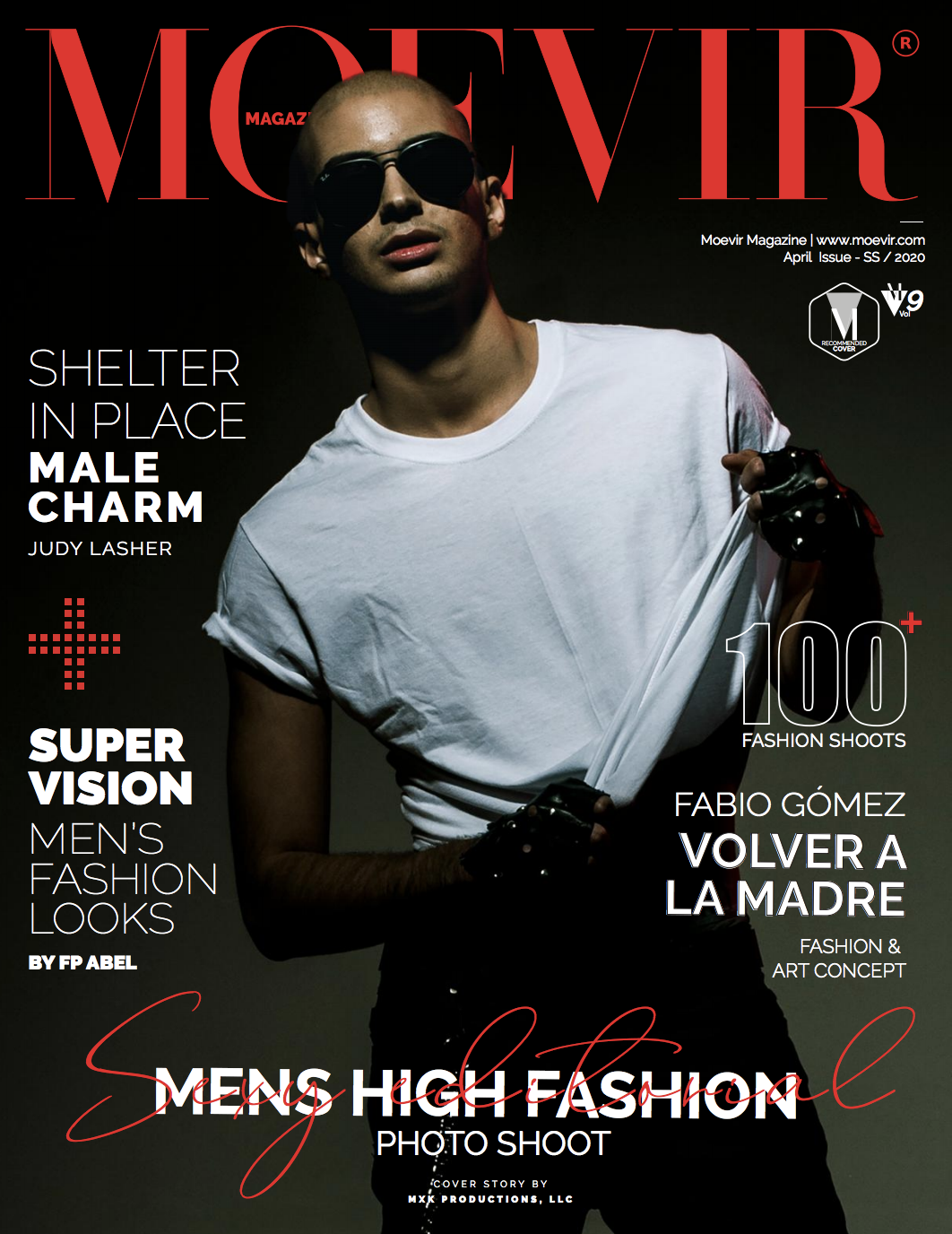 Cover of May 2020 Moevir Magazine
