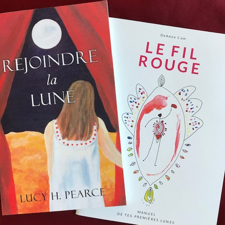Rejoindre la lune de Lucy H. Pearce