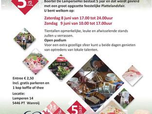 Plattelandsfair Boertel 8 en 9 juni 2013