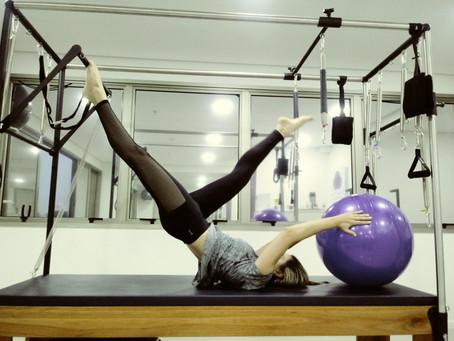 Os princípios do método Pilates