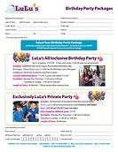LuLu Birthday Party Form rev5 2-2019 - I