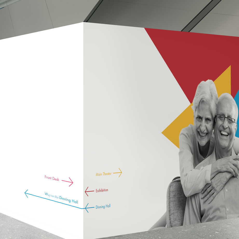 Exhibition Wall Graphic 1