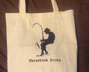 Throwback Book bag instead of a Throwback Book?