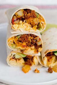 Chorizo-Potato-Breakfast-Burritos-4-683x