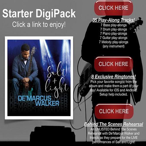Starter DigiPack Bundle