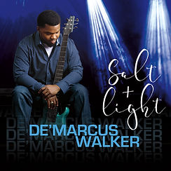 Featuring monster musicians from Snarky Puppy, The Funky Knuckles, Ghost-Note, Forq, and more, the debut album from Texas bass guitarist and tuba player, De'Marcus Walker, takes you on a musical journey that is sure to please!