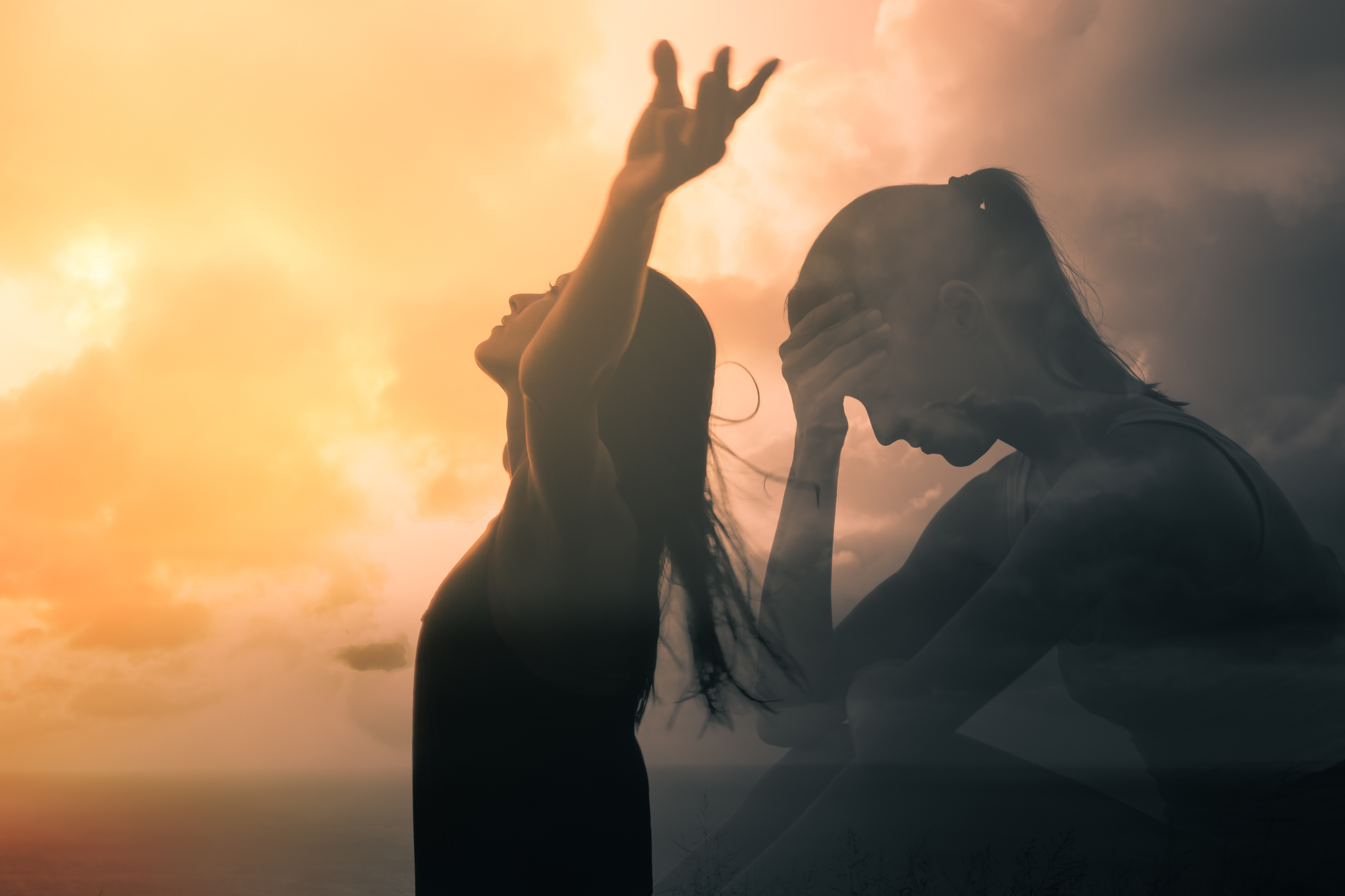 Angst loslassen & inneren Frieden leben