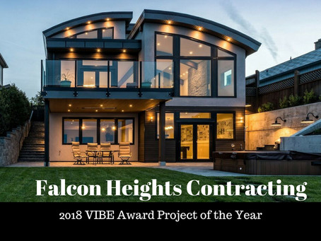 Reaching New Heights First Net Zero Labelled Home in Canada- Falcon Heights Contracting Ltd.
