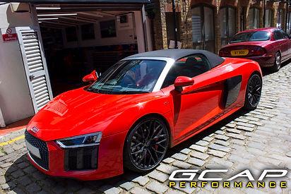 Audi R8 Remap