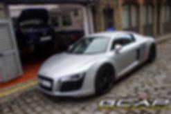 Audi R8 Performance Upgrades