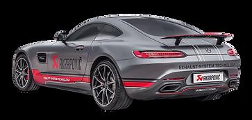 Mercedes AMG GT Tuning