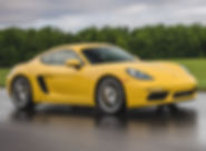 Porshce Cayman Boxster GT4 Tuning