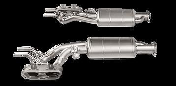 Mercedes G63 Exhaust upgrade