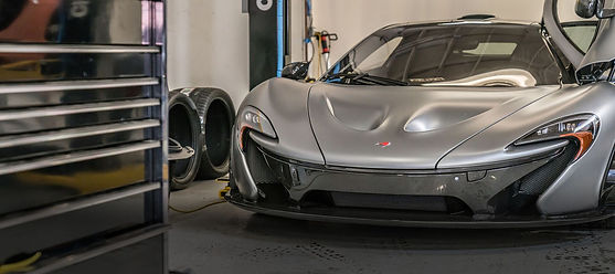 McLaren Servicing London