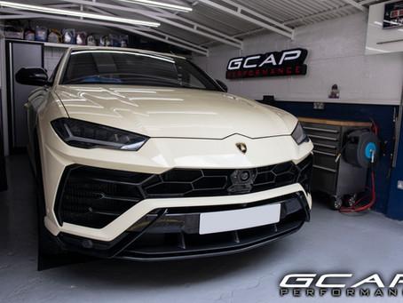 Lamborghini Urus Security Upgrade