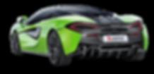 McLaren Tuning London