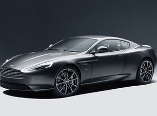 Aston Martin DB9 Tuning