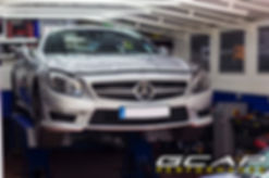 Mercedes Specialist London