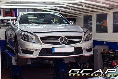 Mercedes Specialist London