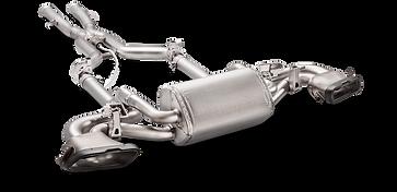 Mercedes AMG GT Akrapovic