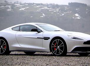 Aston Martin Vanquish Tuning