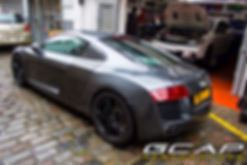 Audi R8 Servicing